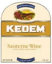 Kedem Sauterne 750ml - Case of 12